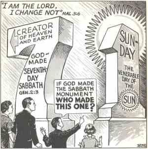 Sabbath 9 for Cuarto mandamiento